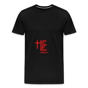SPORTS GYM BAG - Men's Premium T-Shirt