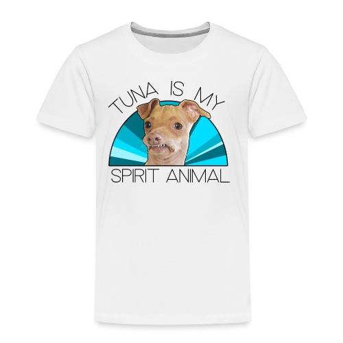 Tina Is My Spirit Animal - Toddler Premium T-Shirt