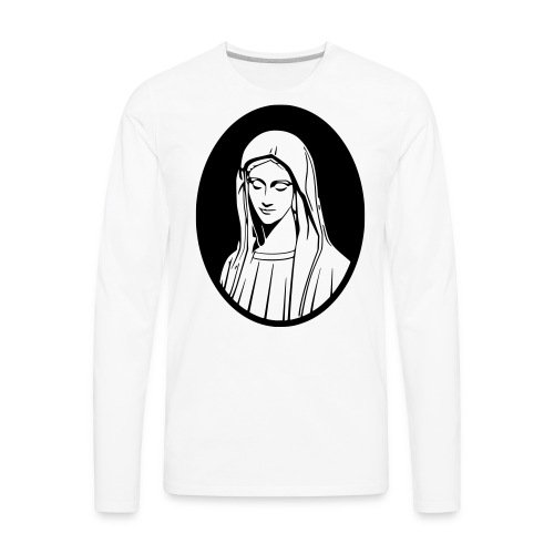 Mother Mary - Men's Premium Long Sleeve T-Shirt
