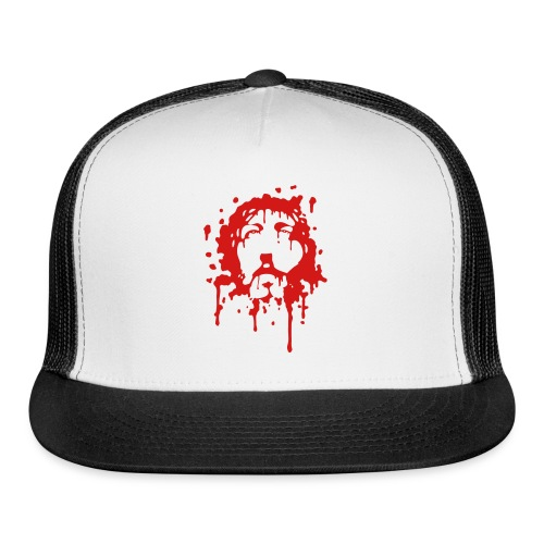 Jesus in Blood - Trucker Cap