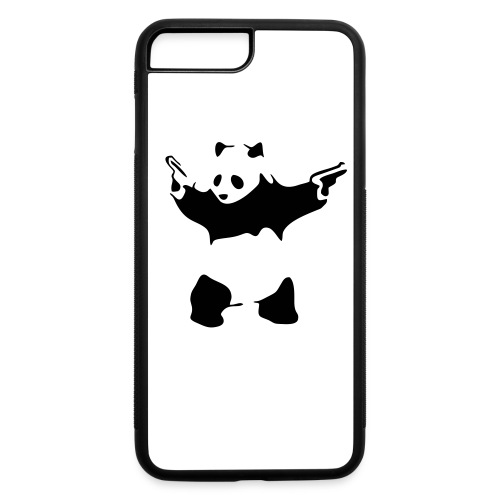pandamove - iPhone 7 Plus/8 Plus Rubber Case