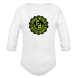 BEST OF BOTH WORLDS - Long Sleeve Baby Bodysuit