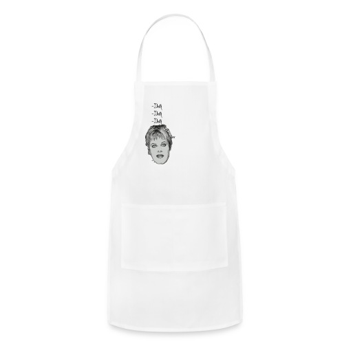 Afternoon Tea - women's - Adjustable Apron