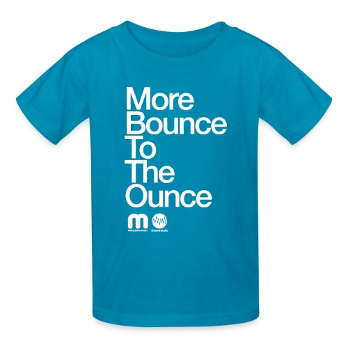 Kids' More Bounce Tp The Ounce - Kids' T-Shirt