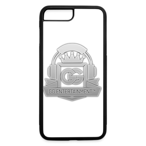 GG Entertainment Logo Mouse pad (Vertical) - iPhone 7 Plus/8 Plus Rubber Case