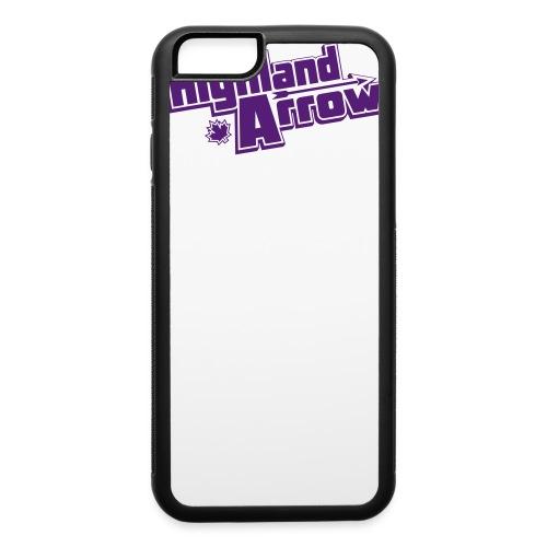 Men's HA Logo Zip Hoodie - iPhone 6/6s Rubber Case