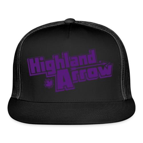 Men's HA Logo Zip Hoodie - Trucker Cap