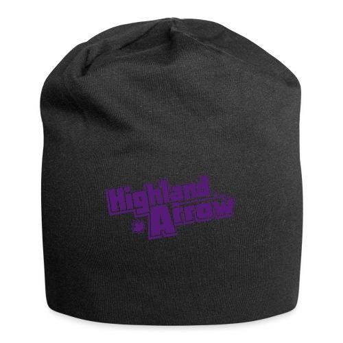 Men's HA Logo Zip Hoodie - Jersey Beanie