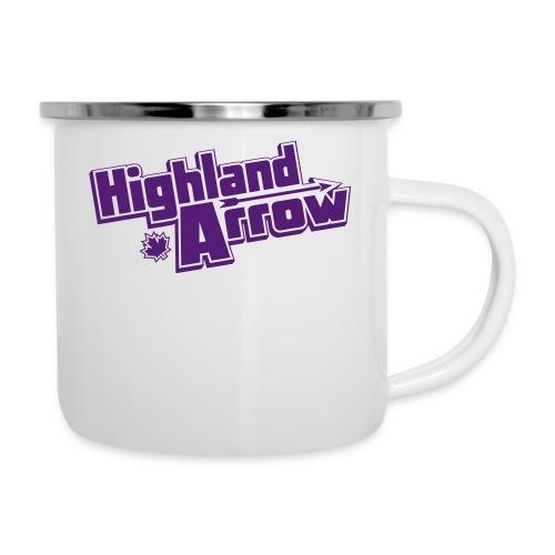 Men's HA Logo Zip Hoodie - Camper Mug