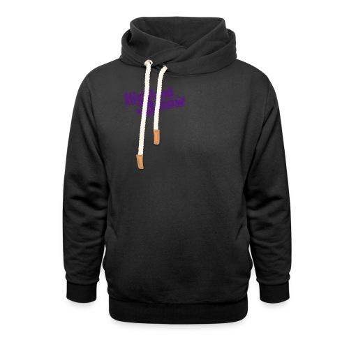 Men's HA Logo Zip Hoodie - Shawl Collar Hoodie