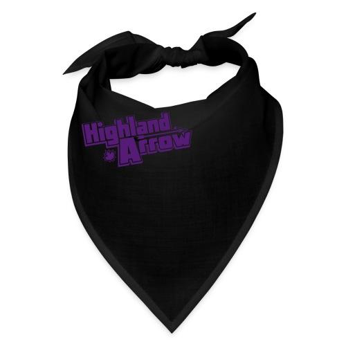 Men's HA Logo Zip Hoodie - Bandana