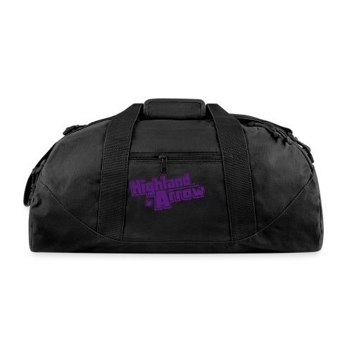 Men's HA Logo Zip Hoodie - Duffel Bag
