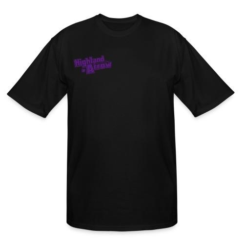 Men's HA Logo Zip Hoodie - Men's Tall T-Shirt