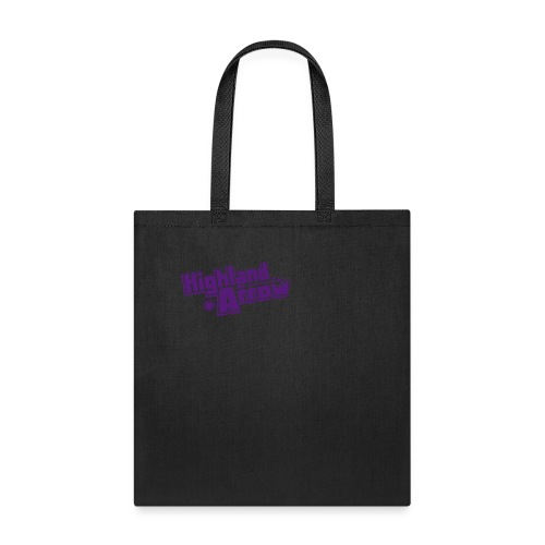 Men's HA Logo Zip Hoodie - Tote Bag