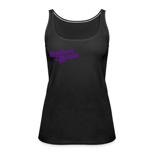 Men's HA Logo Zip Hoodie - Women's Premium Tank Top