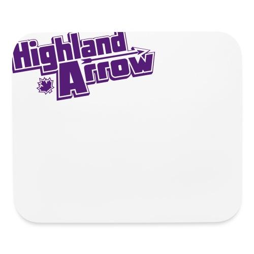 Men's HA Logo Zip Hoodie - Mouse pad Horizontal