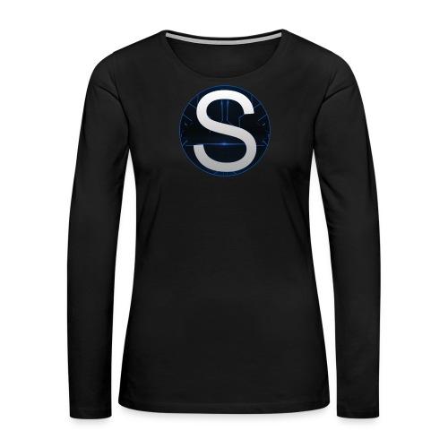 SkeLogo Shirt Female - Women's Premium Long Sleeve T-Shirt