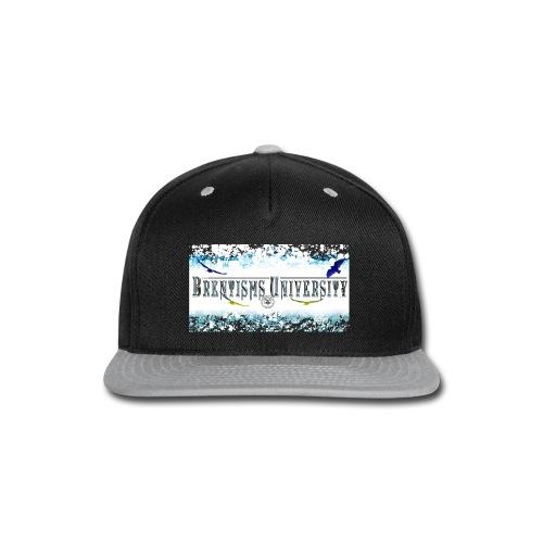 BU Tee TallMen - Snap-back Baseball Cap