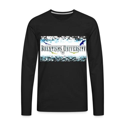 BU Tee TallMen - Men's Premium Long Sleeve T-Shirt