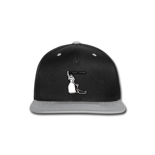Funny I Got One - Snap-back Baseball Cap