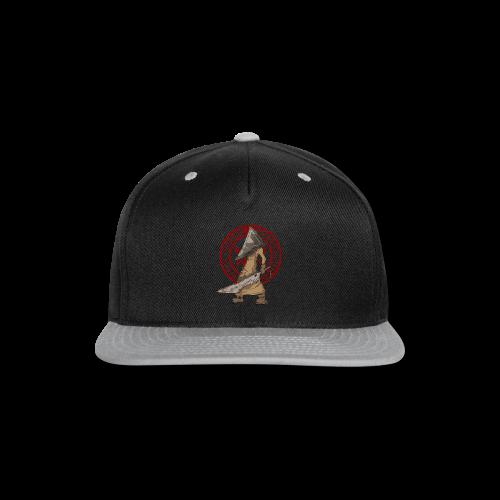 SilentNasty from Nick Nasty (Women) - Snap-back Baseball Cap