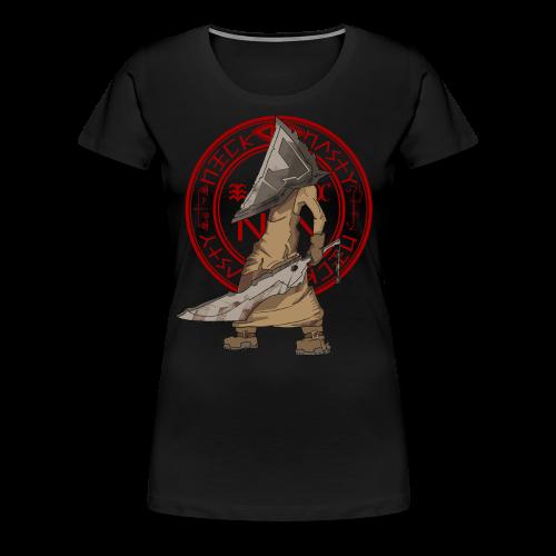 SilentNasty from Nick Nasty (Women) - Women's Premium T-Shirt