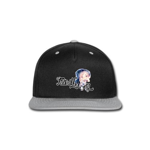 Logo Women's Hoodie - Snap-back Baseball Cap