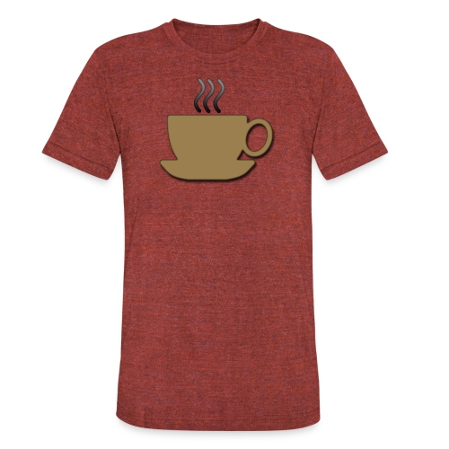The Cup - Unisex Tri-Blend T-Shirt