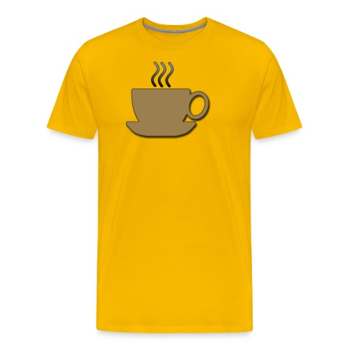 The Cup - Men's Premium T-Shirt