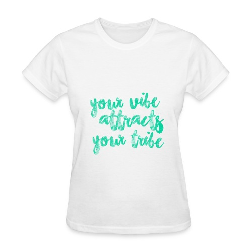 Your vibe attracts your tribe - TANK - Women's T-Shirt