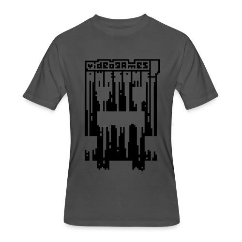 Bloody Buddy Black - Men's 50/50 T-Shirt