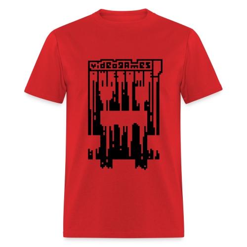 Bloody Buddy Black - Men's T-Shirt