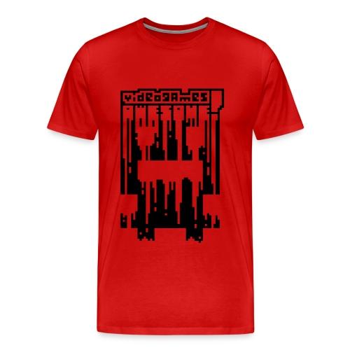 Bloody Buddy Black - Men's Premium T-Shirt
