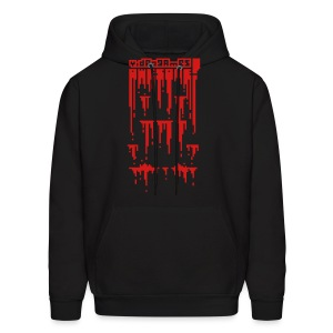 Bloody Buddy Red - Men's Hoodie