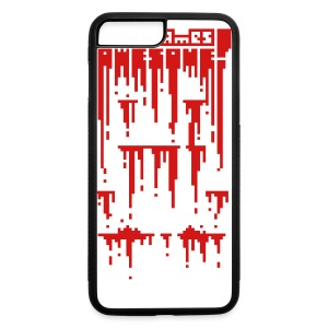 Bloody Buddy Red - iPhone 7 Plus/8 Plus Rubber Case