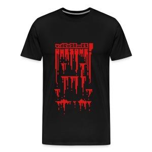 Bloody Buddy Red - Men's Premium T-Shirt