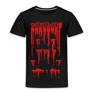 Bloody Buddy Red - Toddler Premium T-Shirt