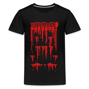 Bloody Buddy Red - Kids' Premium T-Shirt