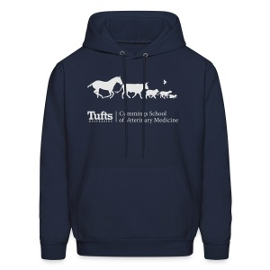 Crewneck Sweatshirt - Running Animals - Men's Hoodie