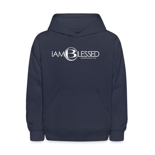 IAmBlessed-wmt - Kids' Hoodie