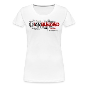 B-AllO-Woman-T - Women's Premium T-Shirt