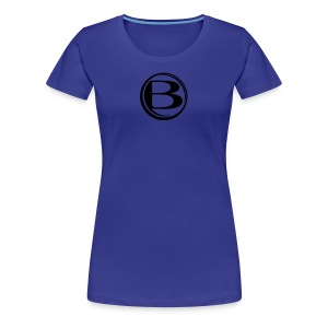 Blessed Logo WM T-Shirt - Women's Premium T-Shirt