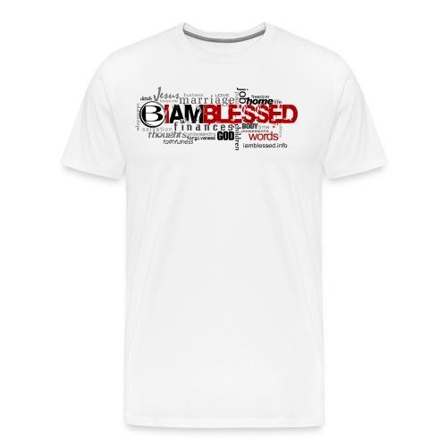 B-AllO-Man-T - Men's Premium T-Shirt