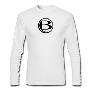 Blessed-B-Center - Men's Long Sleeve T-Shirt by Next Level