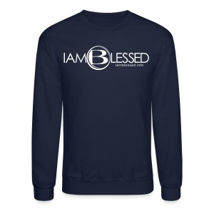 IAmBlessed-Mens-st - Crewneck Sweatshirt
