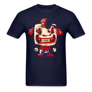 Funny Buddy Faded - Men's T-Shirt