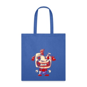 Funny Buddy Faded - Tote Bag