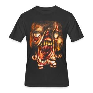 Sleepless Buddy Blended - Men's 50/50 T-Shirt