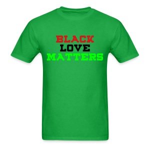 BLVCK LOVE MATTERS - Men's T-Shirt