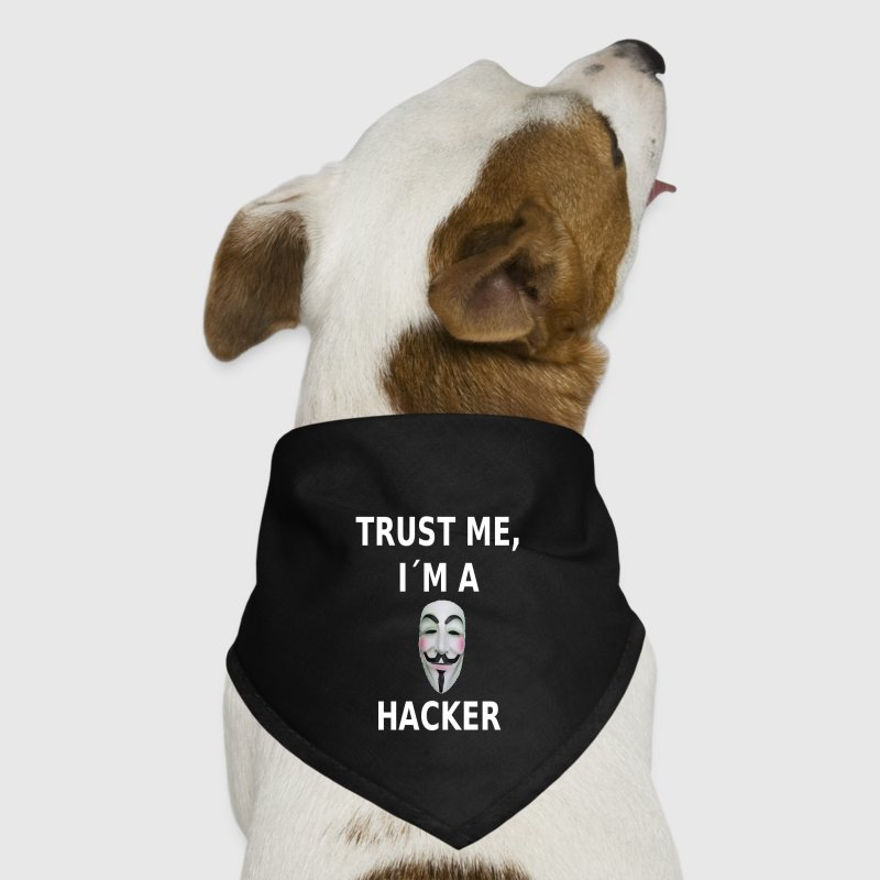 Trust Me i´m a Hacker Other - Dog Bandana